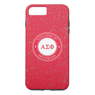 Alpha Sigma Phi | Badge iPhone 8 Plus/7 Plus Case