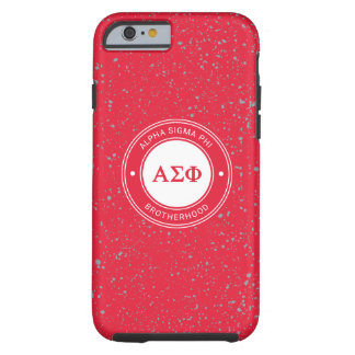 Alpha Sigma Phi | Badge Tough iPhone 6 Case
