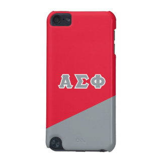 Alpha Sigma Phi | Greek Letters iPod Touch (5th Generation) Cases
