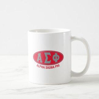 Alpha Sigma Phi | Vintage Coffee Mug