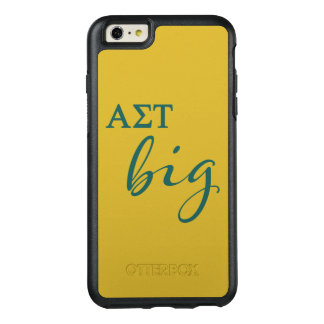 Alpha Sigma Tau Big Script OtterBox iPhone 6/6s Plus Case