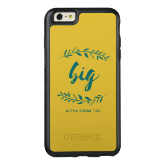 Alpha Sigma Tau Big Wreath OtterBox iPhone 6/6s Plus Case