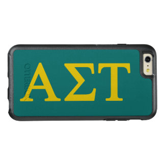 Alpha Sigma Tau Lil Big Logo OtterBox iPhone 6/6s Plus Case