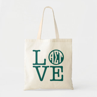 Alpha Sigma Tau Love Tote Bag