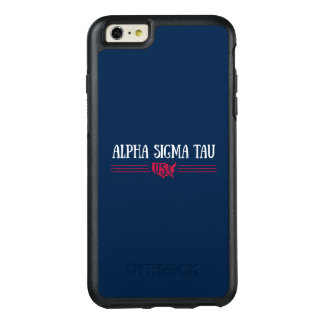 Alpha Sigma Tau USA OtterBox iPhone 6/6s Plus Case