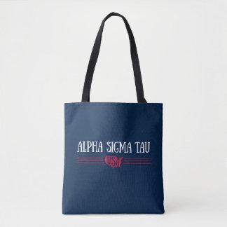 Alpha Sigma Tau USA Tote Bag