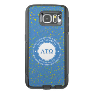 Alpha Tau Omega | Badge OtterBox Samsung Galaxy S6 Case