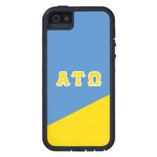 Alpha Tau Omega | Greek Letters iPhone 5 Cover