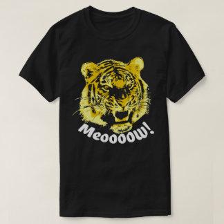 Alpha Tiger Meow T-Shirt