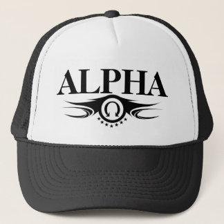 ALPHA Trucker Hat