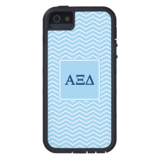 Alpha Xi Delta | Chevron Pattern iPhone 5 Cover