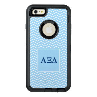 Alpha Xi Delta | Chevron Pattern OtterBox iPhone 6/6s Plus Case
