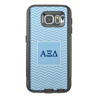 Alpha Xi Delta | Chevron Pattern OtterBox Samsung Galaxy S6 Case