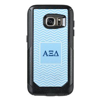Alpha Xi Delta | Chevron Pattern OtterBox Samsung Galaxy S7 Case