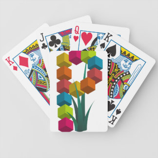 alphabep bicycle playing cards