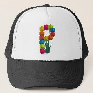 alphabep trucker hat