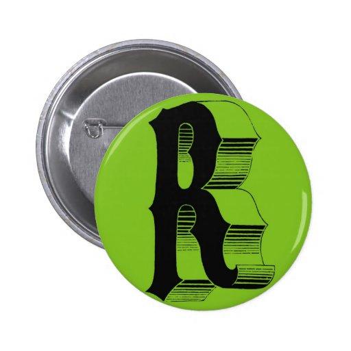 Alphabet accesories buttons