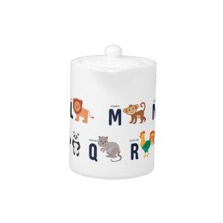 Alphabet Animals - super cute!