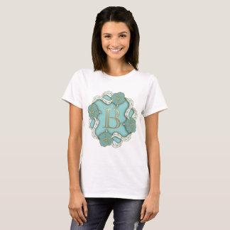 alphabet b monogram t-shirt