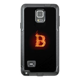 Alphabet B ob phone case
