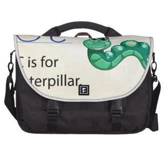 Alphabet C Bag For Laptop