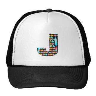 Alphabet Decorated - ALPHA Deco A to Z Hats