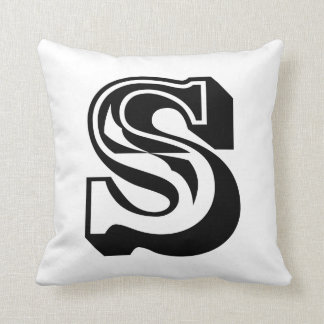 "Alphabet Letter ""R"" ABC Word Cushion"
