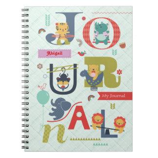 Alphabet Playground Notebook