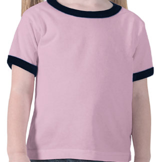 Alphabet shirt, lower case, red, blue, purple