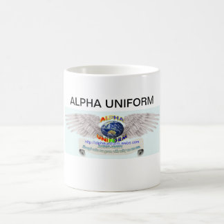 AlphaUniform Merchandise Coffee Mug