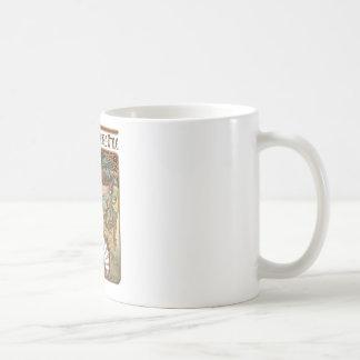 Alphonse Mucha Biscuits Lefevre Utile Mug