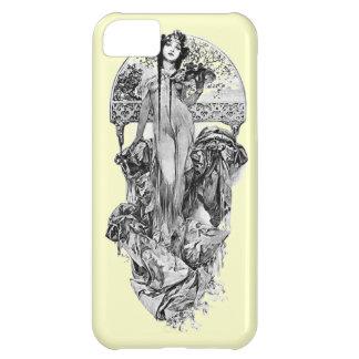 Alphonse Mucha-Choose color iPhone 5C Case