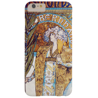 Alphonse Mucha Gismonda Art Nouvau Barely There iPhone 6 Plus Case