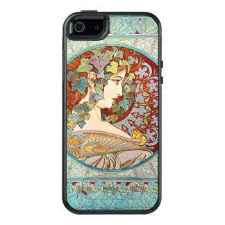 Alphonse Mucha Ivy OtterBox iPhone 5/5s/SE Case