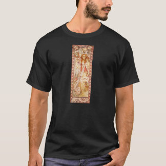Alphonse Mucha Joan of Arc T-shirt