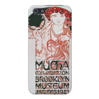Alphonse Mucha. Mucha Exhibition, 1921 iPhone 5 Case