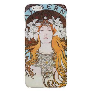 Alphonse Mucha Sarah Bernhardt Vintage Art Nouveau