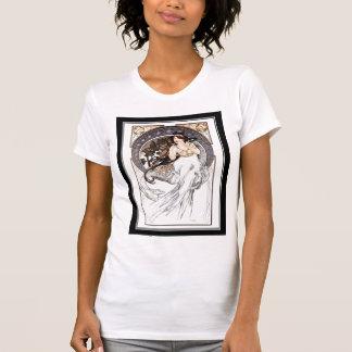 Alphonse mucha Shirt Vintage