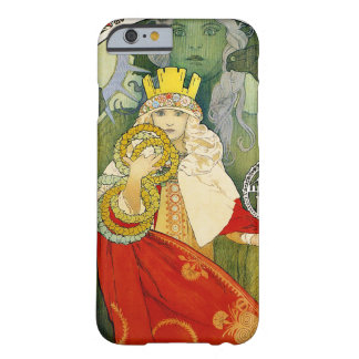 Alphonse Mucha Sokol Festival iPhone 6 case Barely There iPhone 6 Case