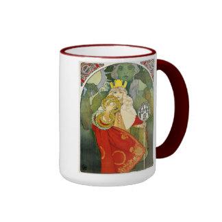 Alphonse Mucha Sokol Festival Mug
