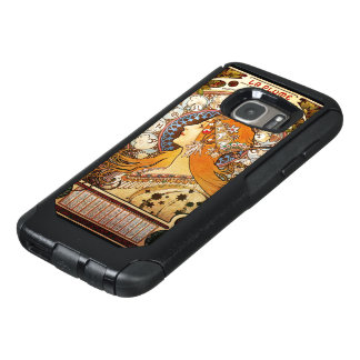 Alphonse Mucha Zodiac OtterBox Samsung Galaxy S7 Case