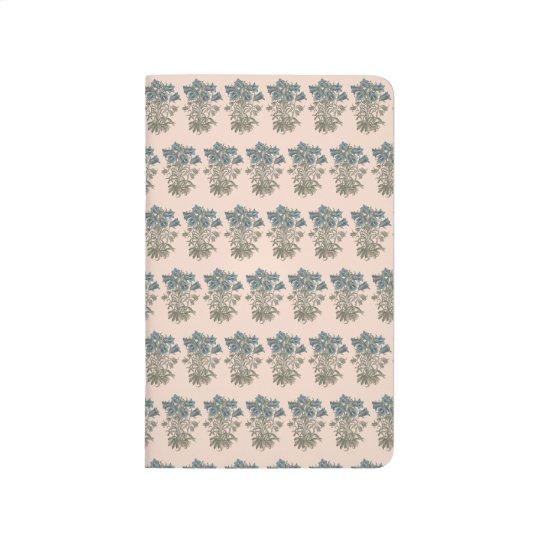 Alpine Bell Flower Botanical Illustration Journal