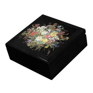 Alpine Flowers Floral Spray Gift Box
