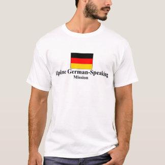 Alpine German-Speaking LDS Mission T-Shirt
