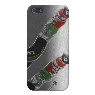Alpine Skiing-1 iPhone 5/5S Case