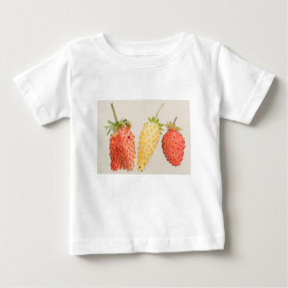 Alpine Strawberry Trio Baby T-Shirt