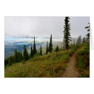 Alpine Trail Card
