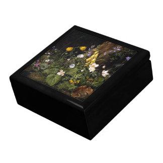 Alpine Wildflower Flowers Floral Foxglove Gift Box