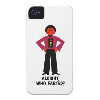 Alright, Who Farted? Case-Mate iPhone 4 Cases