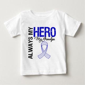 ALS Always My Hero My Grandpa Baby T-Shirt